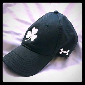 Under Armour Green Adjustable Shamrock Hat Cap